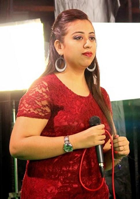 Antarjita Goswami