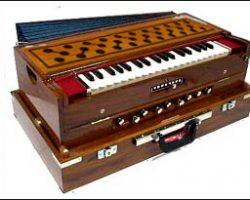 harmonium MMI